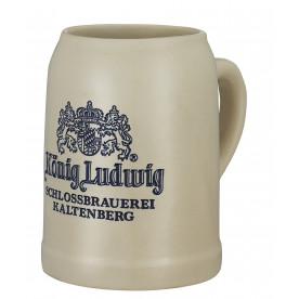 Schlossbrauerei Kaltenberg Steinkrug 0,5 l (6er Set)
